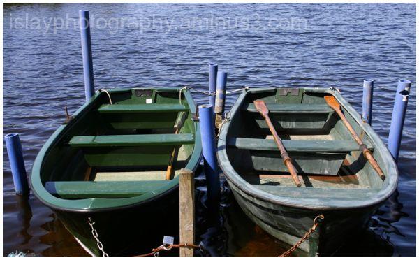 Boats,Loch Skerrols