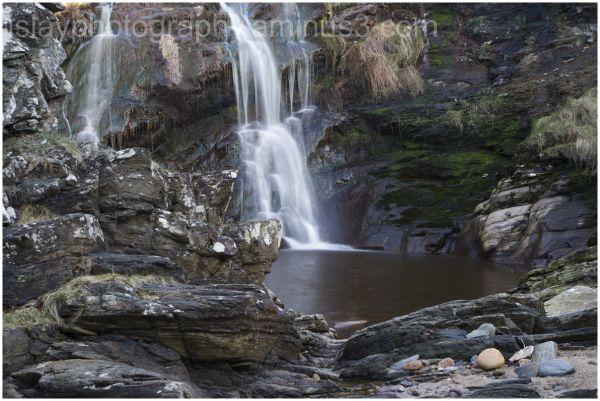 Waterfall at Kintra