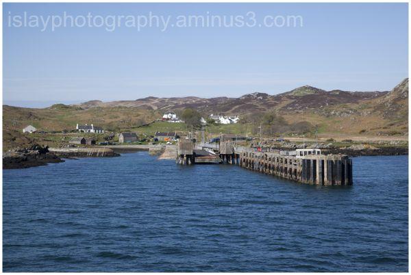 Scalasaig Pier