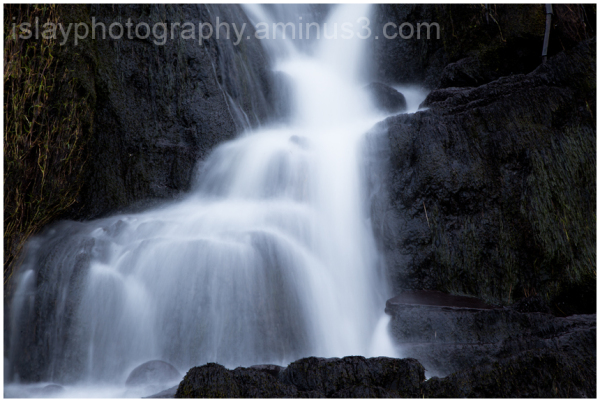 Waterfall at Kilchiaran