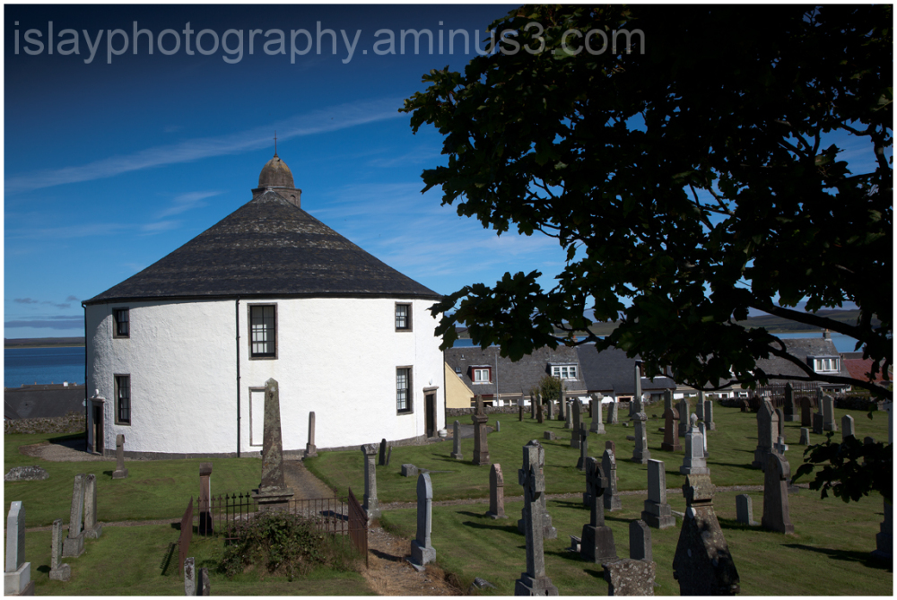 The Round Church, Bowmore