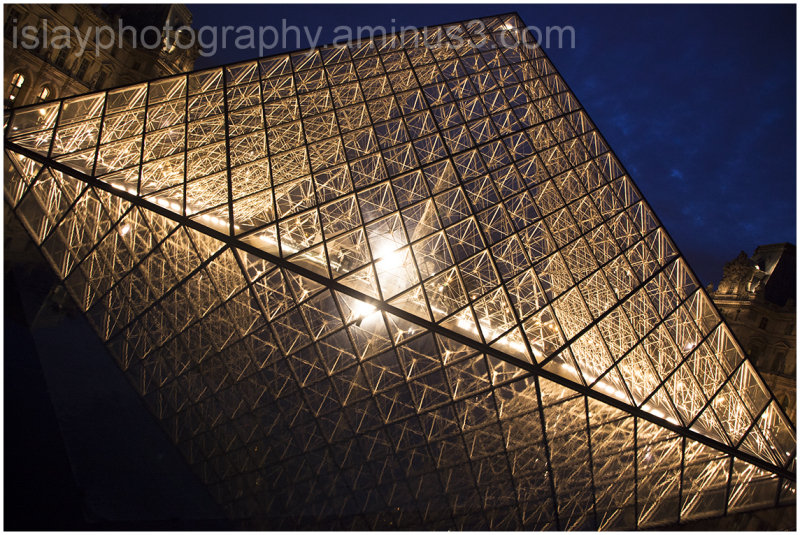 Louvre Reflections