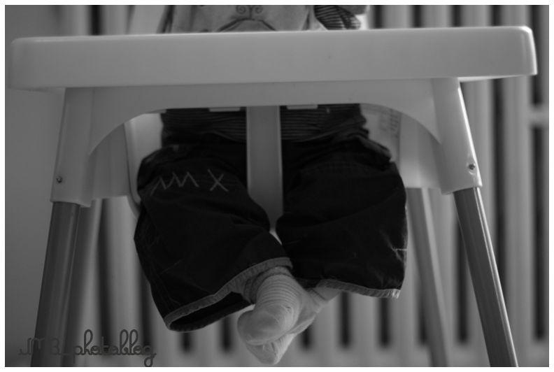 La chaise haute (2)