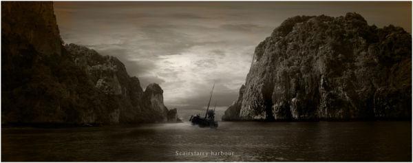 Scairsfarry harbour