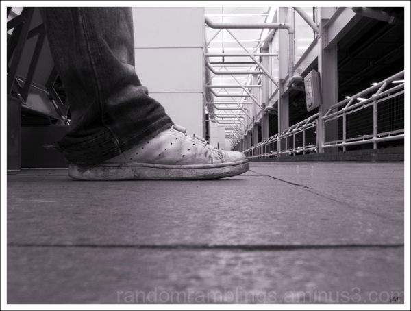 One Foot in The Past