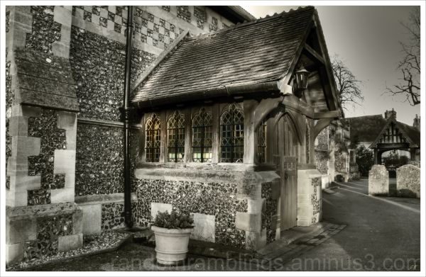St Mary's Church Essendon