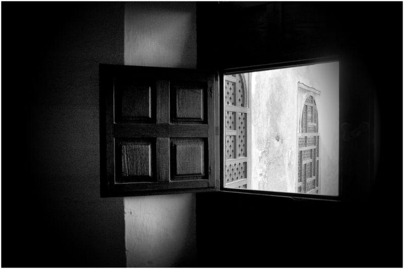 Finestra a l'Alhambra