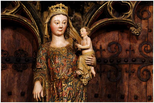 Santa Maria la Real, Nájera
