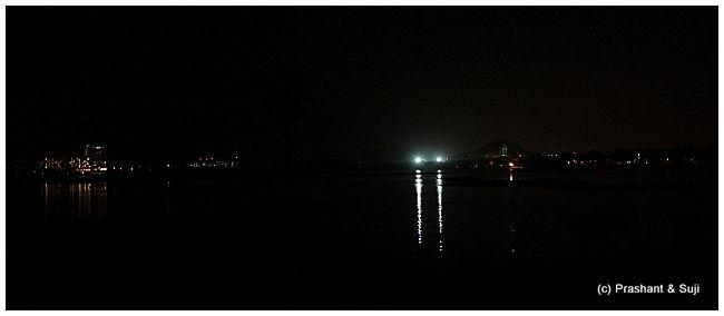 Powai during night