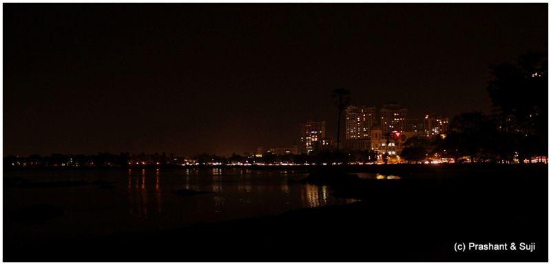 Poawai at Night