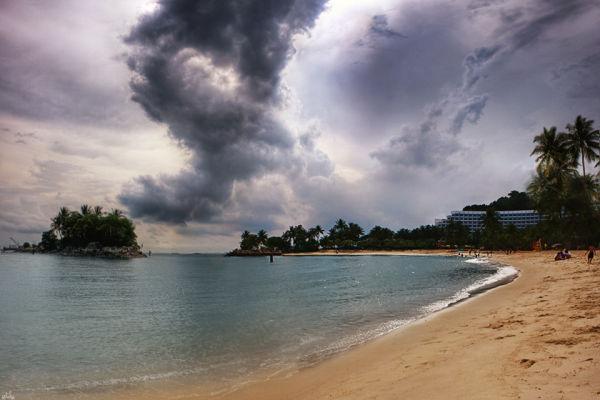 Sentosa Siloso Beach