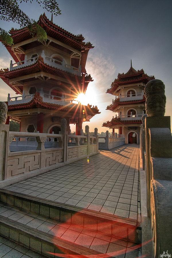Pagoda Starburst