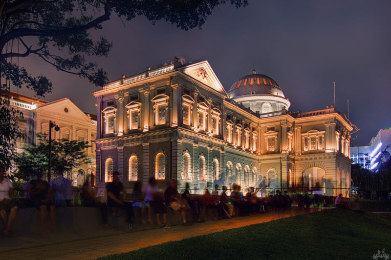 Night Festival at National Museum