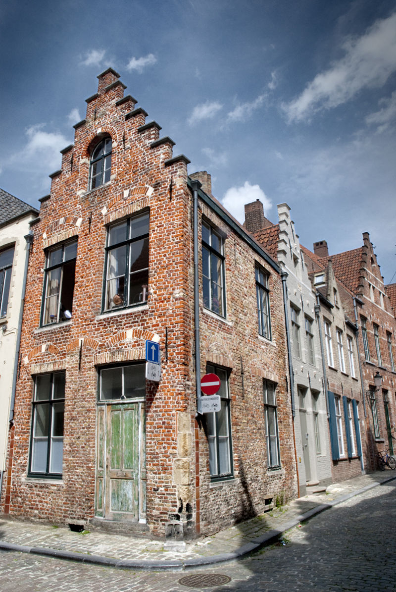 Street in Flanders
