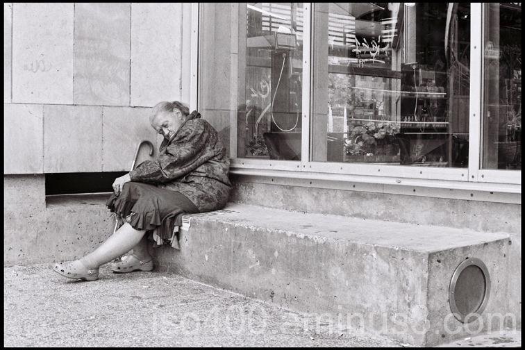 Street Photography - Jonathan Maher