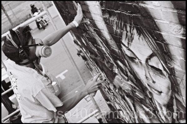 Jonathan Maher - Street Photography - Under Pressu