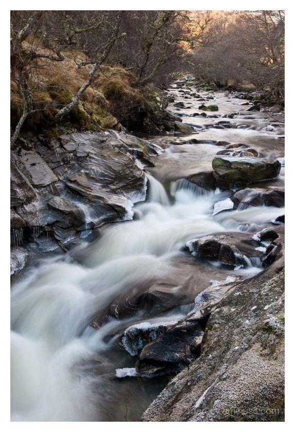 River near Newtonmore
