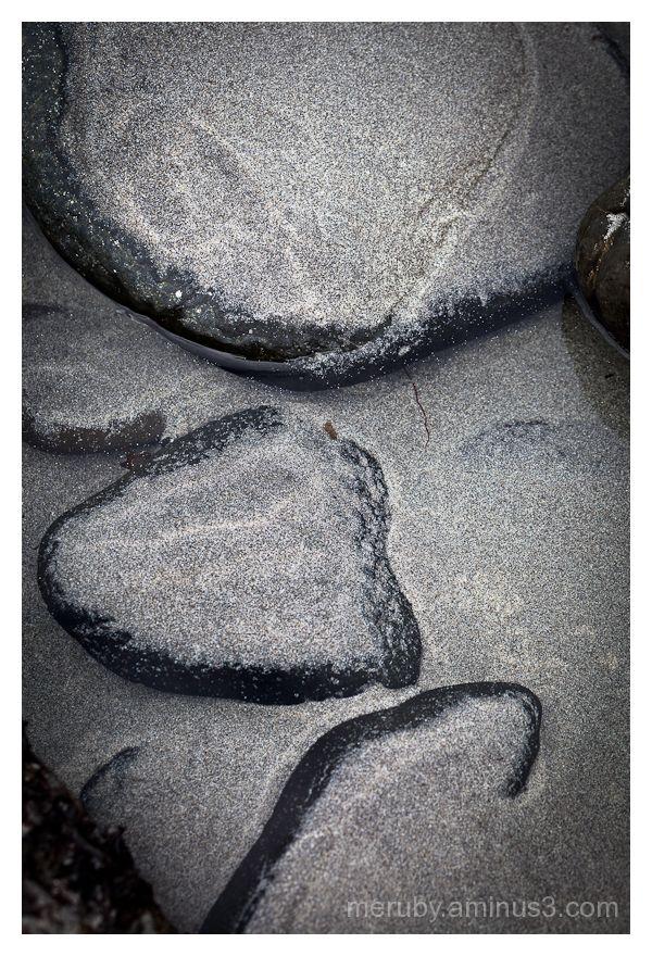 Stones on Eigg