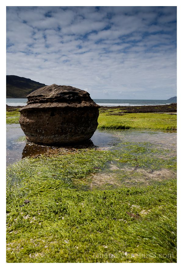 Concretions on Eigg