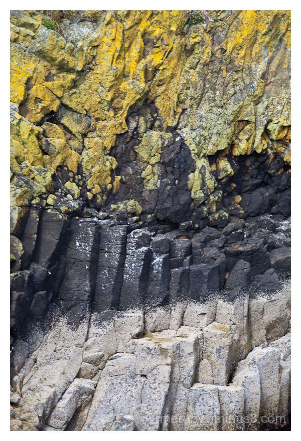 Rocks on Eigg