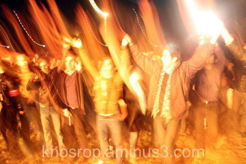 جشن ملی سده