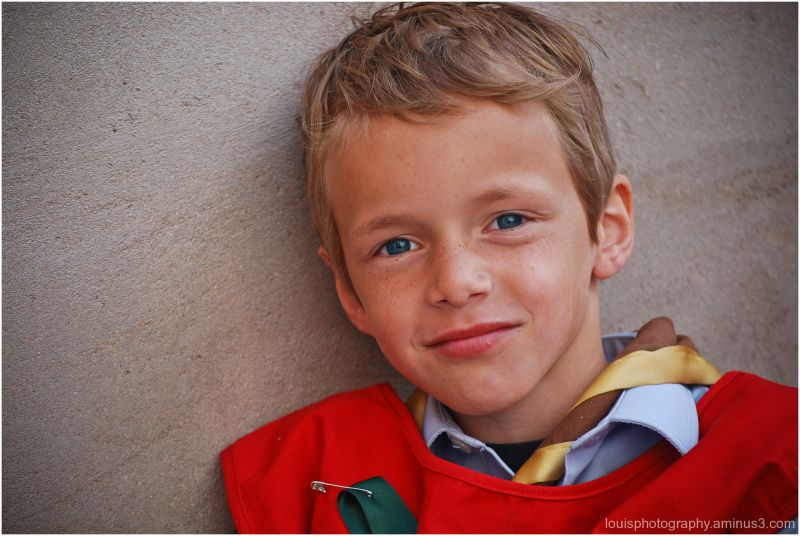portrait-kids-blue eyes-scout-cub-spain-khaniwara