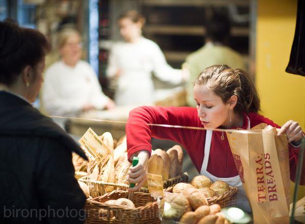 bread, bakery, market
