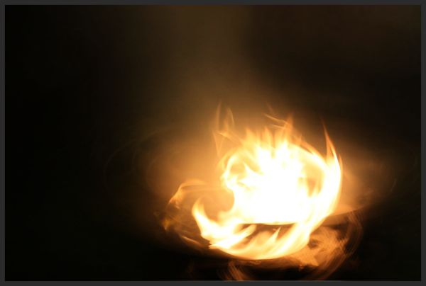 A Face In the Fire