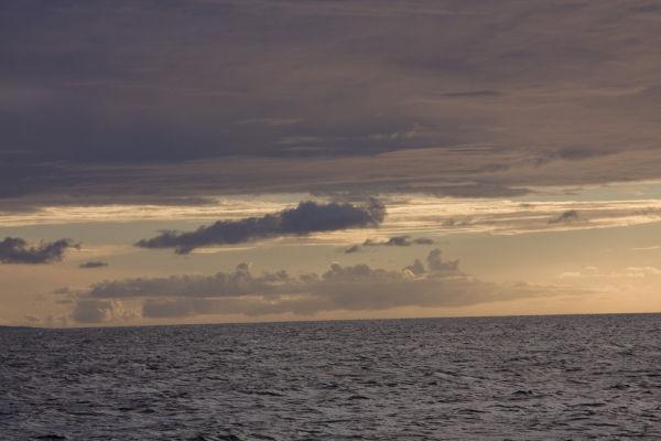 Clouds, Island