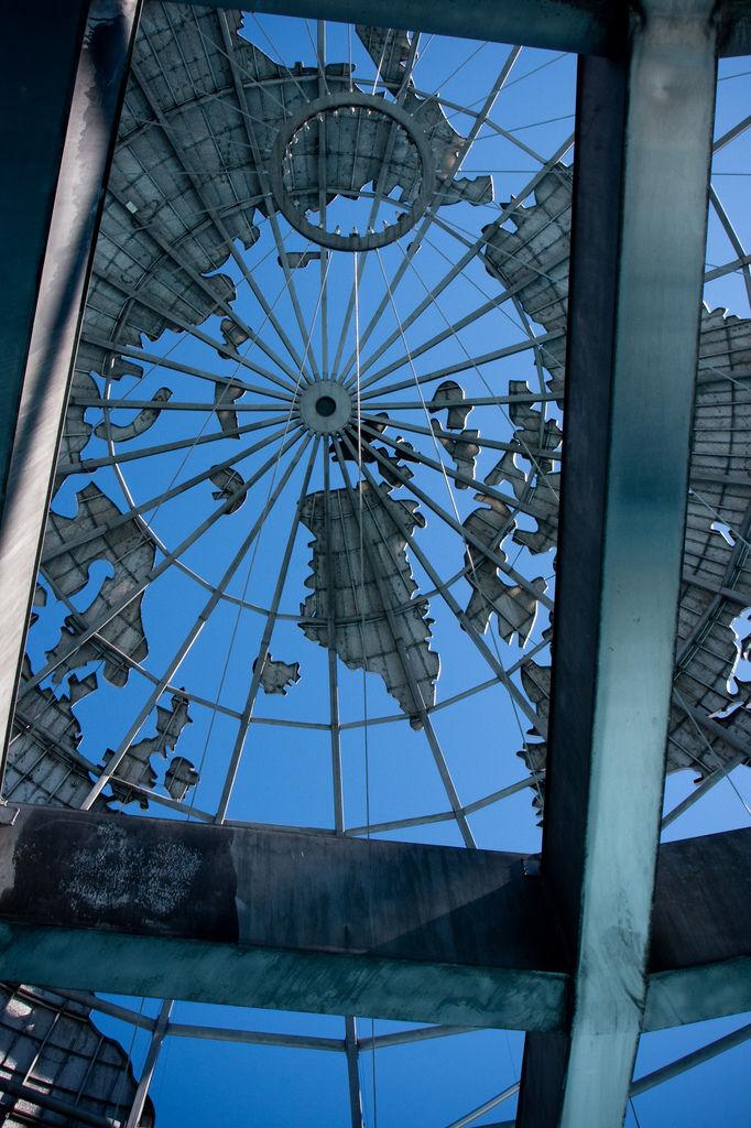 Unisphere World's Fair