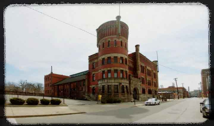 Cleveland Grays Armory