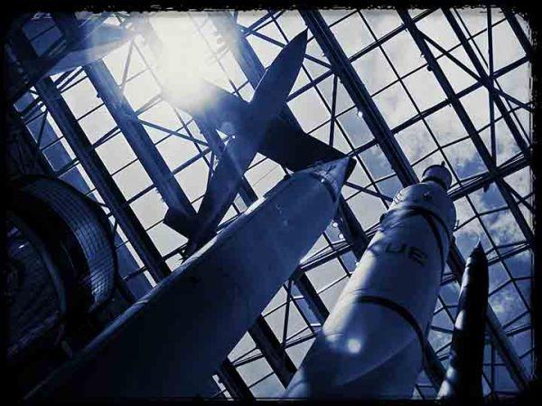 Cold War & Solar Flares