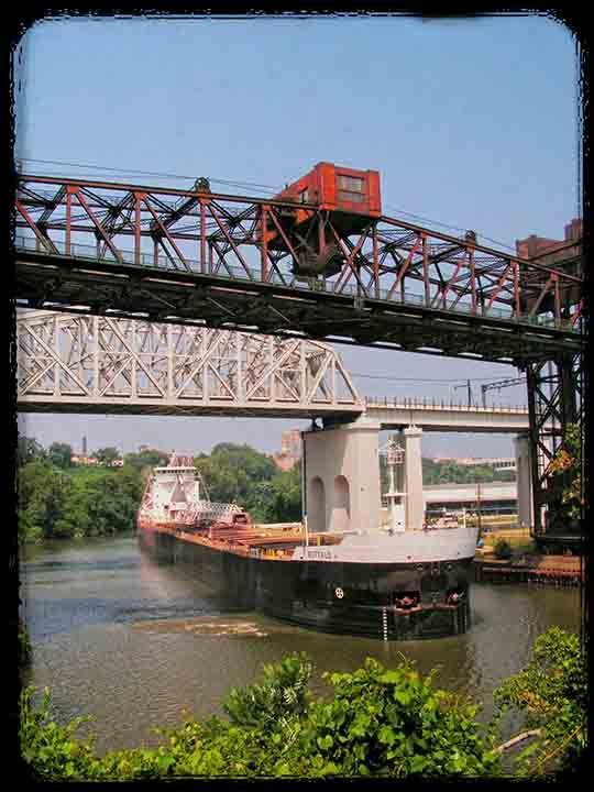The Buffalo on the Cuyahoga