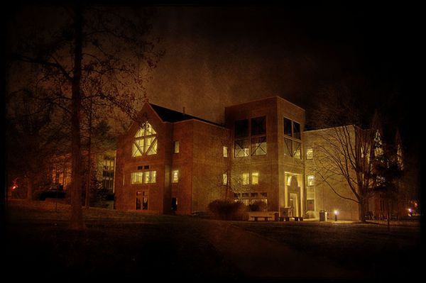Olin-Chalmers Library