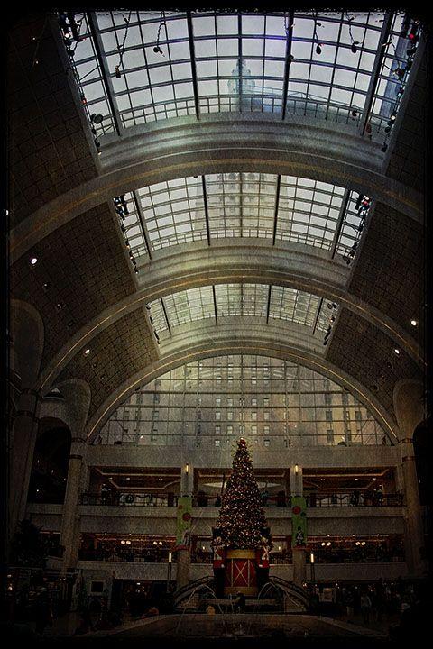 Tower City Christmas 2010