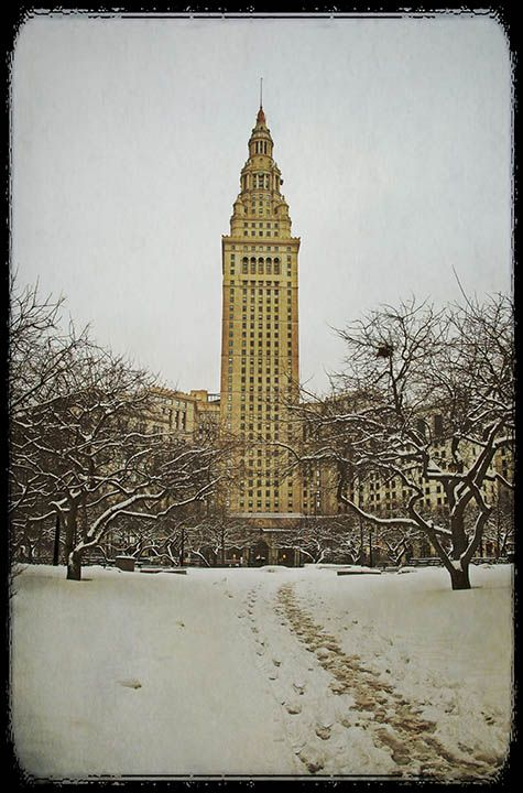 Cleveland Union Terminal Tower 2