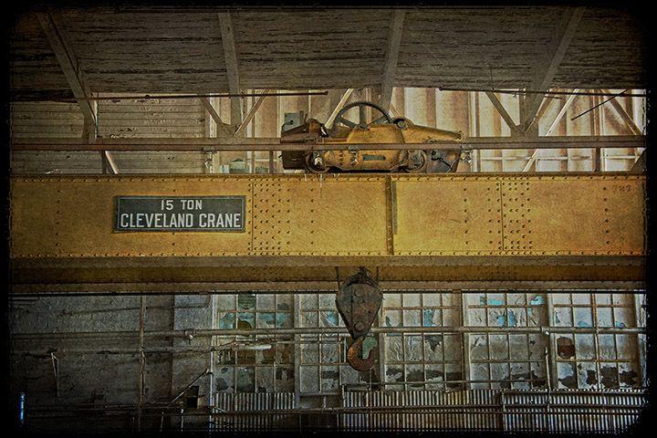 Cleveland Crane