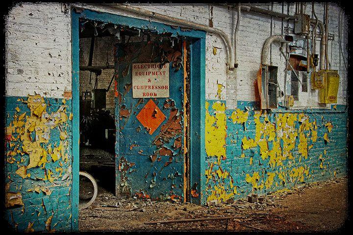Electrical & Compresor Room