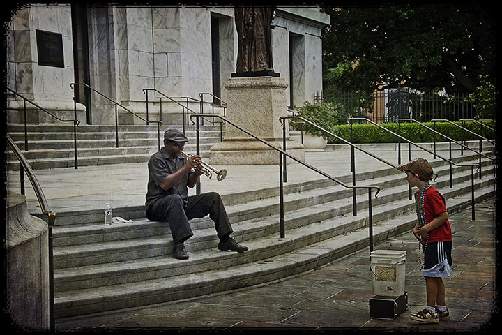 A Little Street Music