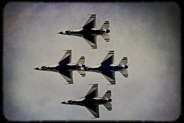 Thunderbirds 4