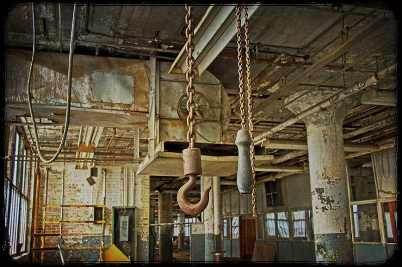 Hook Line & Abandoned