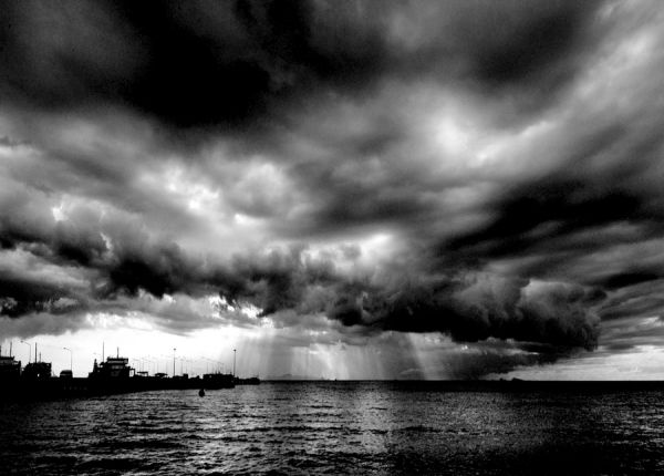 Foreboding Storm Clouds