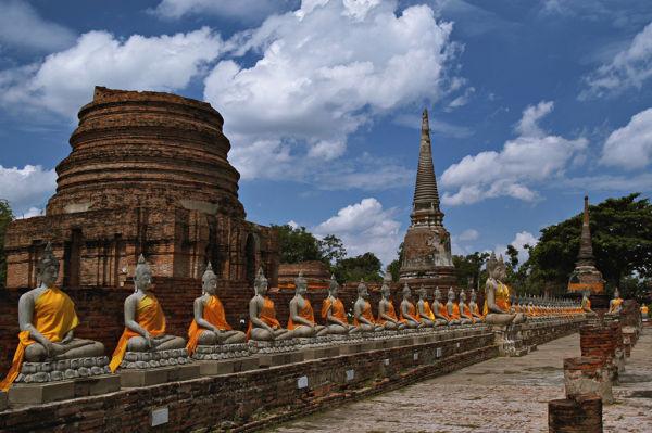 Buddha Row