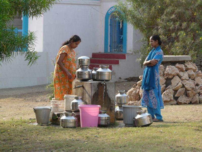 water is precious in Gujarat