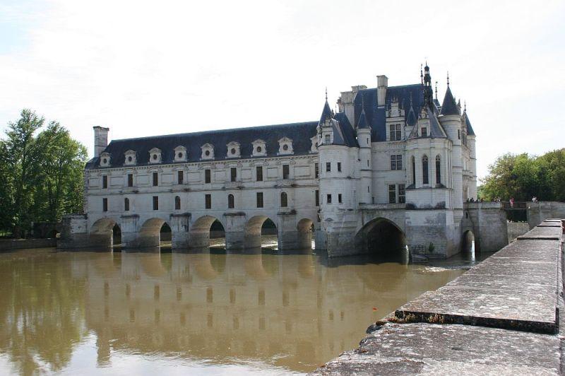 Chenonceaux castle