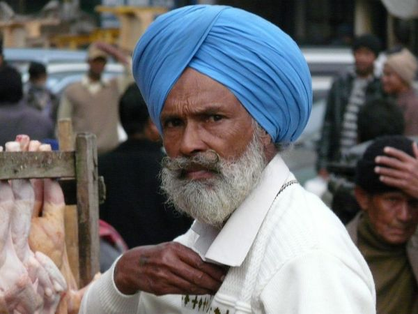 sikh portrait