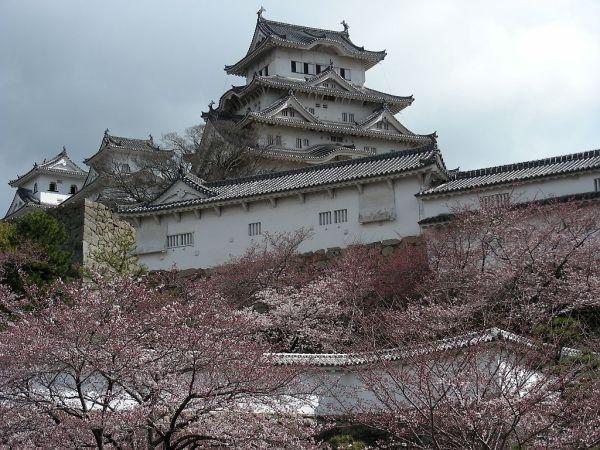 Himeji, le château du héron blanc