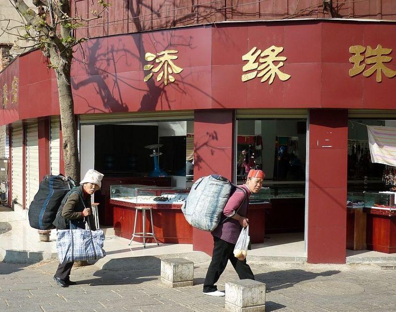 la vie quotidienne au Yunnan