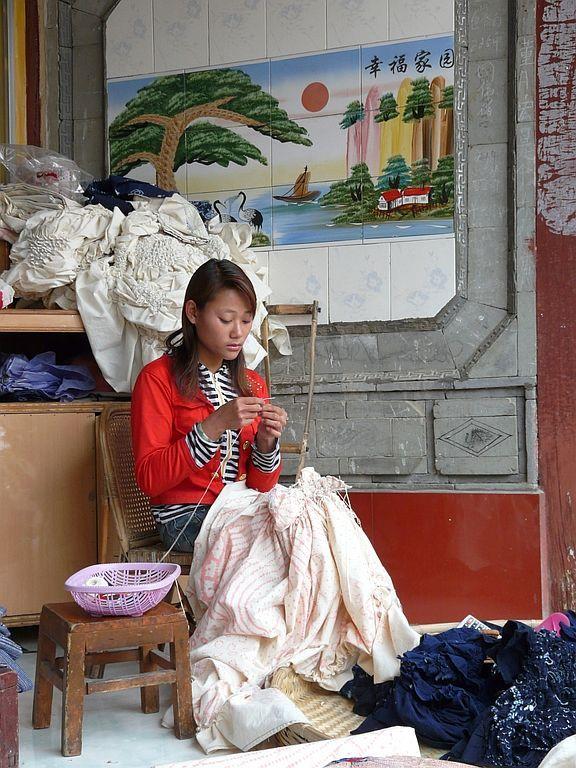 batiks fabrik