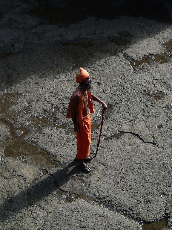 a shadu visit Ajanta caves